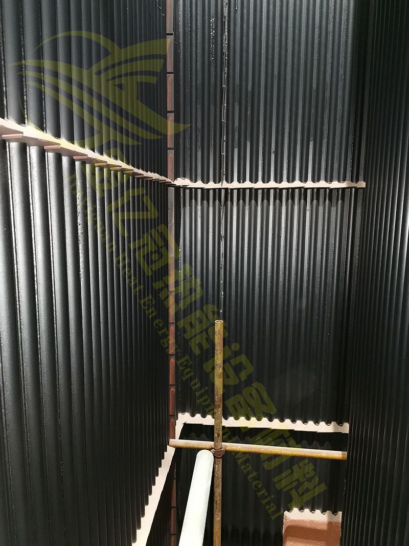 CFB防磨导流板工艺流程
