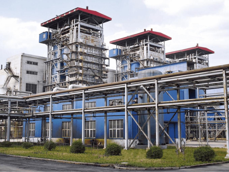 锅炉格栅经纬防磨案例之河南能源化工集团某煤化工企业