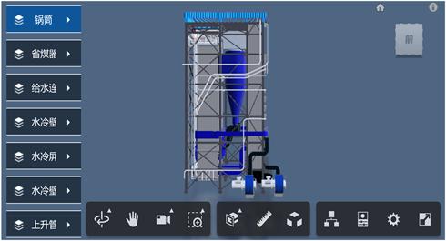 丰链防磨讲堂:循环流化床锅炉运行中的磨损问题分析