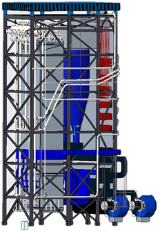 丰链防磨讲堂:循环流化床锅炉运行磨损的治理探讨